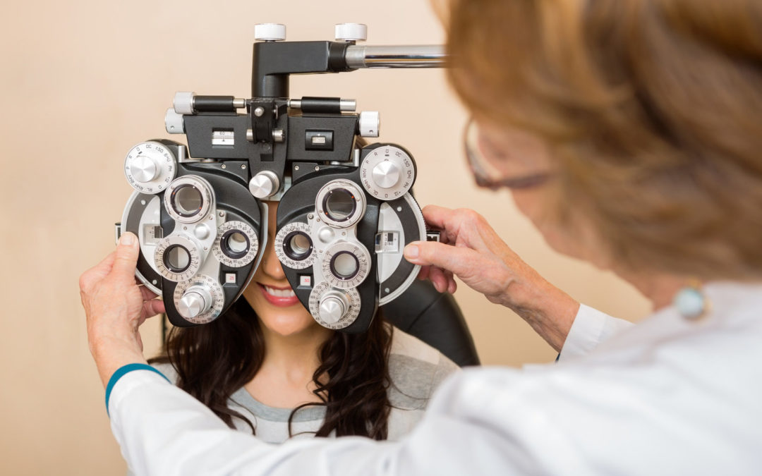 Signs it is Time for an Eye Checkup