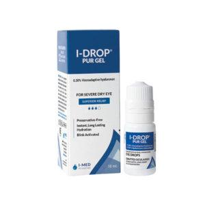 I-drop pur gel eye drops for dry eye