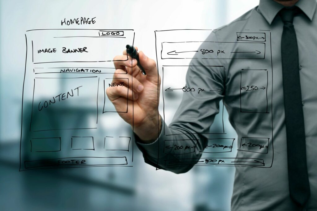 User Interface and User Experience Design Professionals