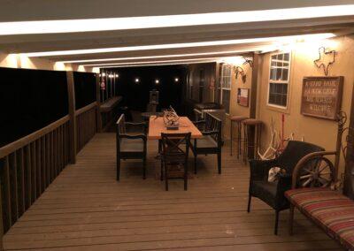 Copperas Cove Porch