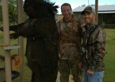 Hog Hunt TX