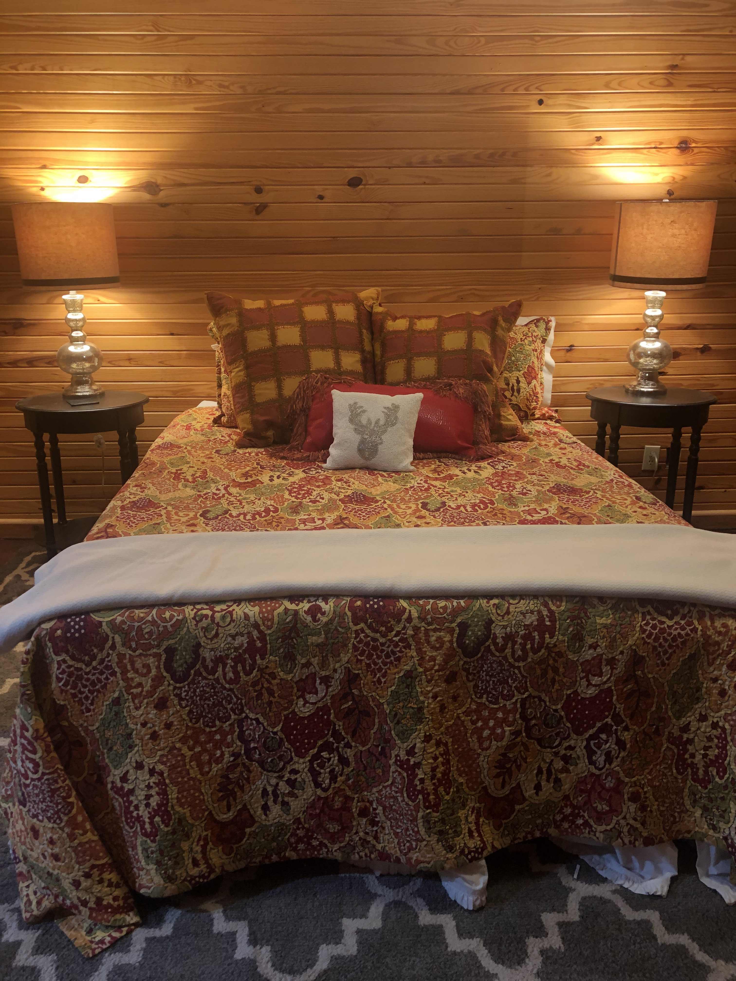 Llano Headquarters Bedroom 1