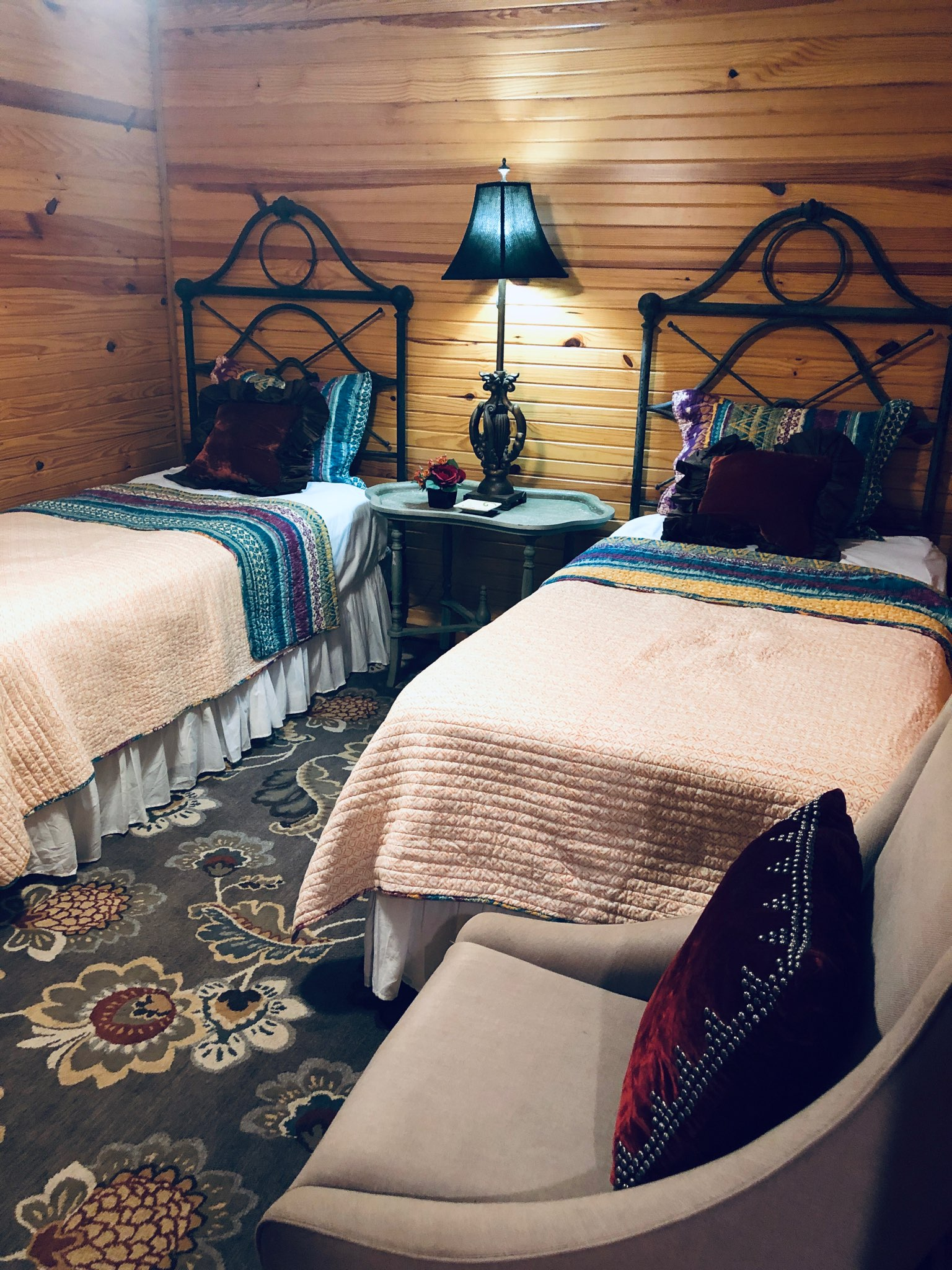 Llano Lodge Bedroom 3a