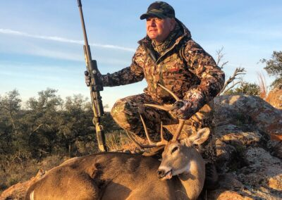 Texas Whitetail Harvest
