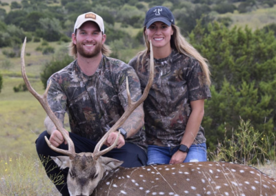 Axis Deer Hunt