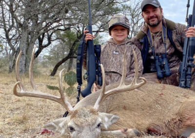 Deer Hunts in Central Texas