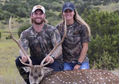 Texas Axis Hunt