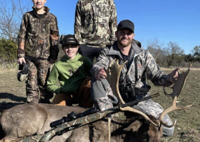TX Fallow Deer Hunt