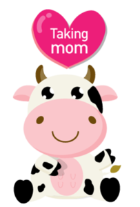 baby cow mothers day promo green meadows farm queens ny
