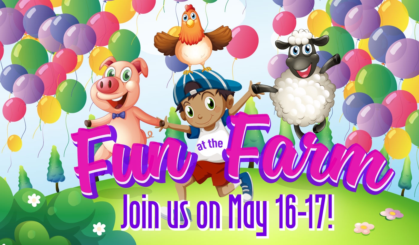 fun for kids at green meadows farm may 2020