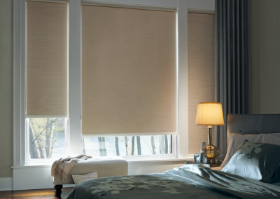 cordless Blackout roller shades