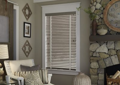 banded corded blind