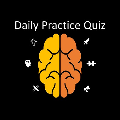 Daily Question Practice March-April-May-2021