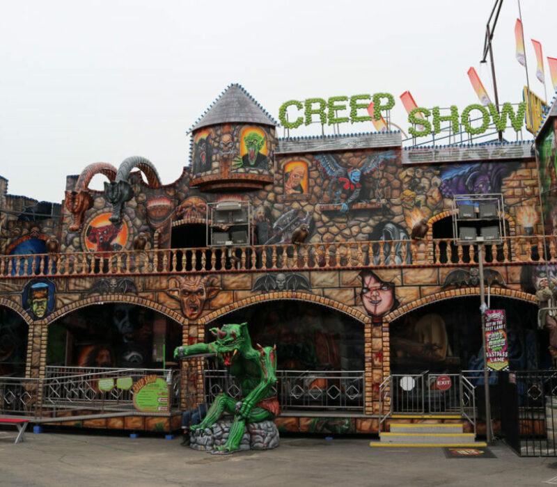 16 Creep Show