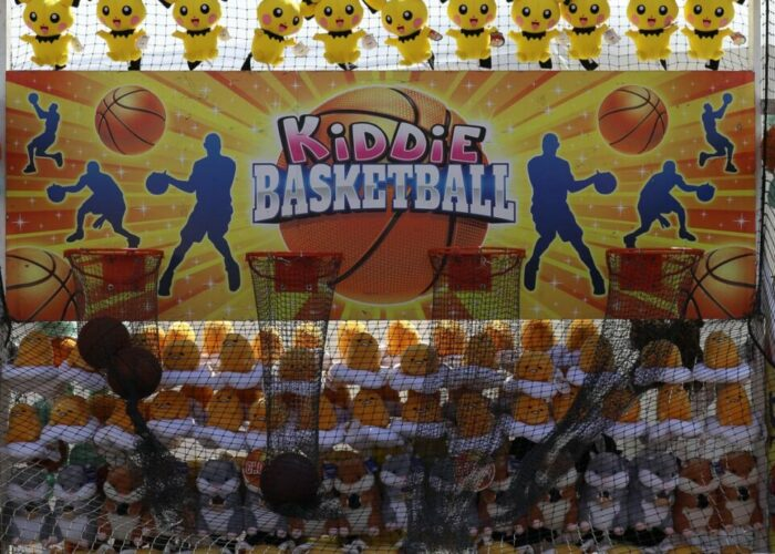 Kiddie Basketball