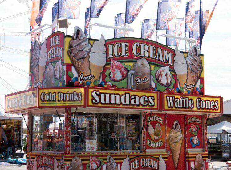 ice cream Luehr's