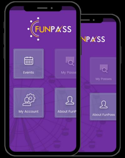 FunPass App RCSFUN