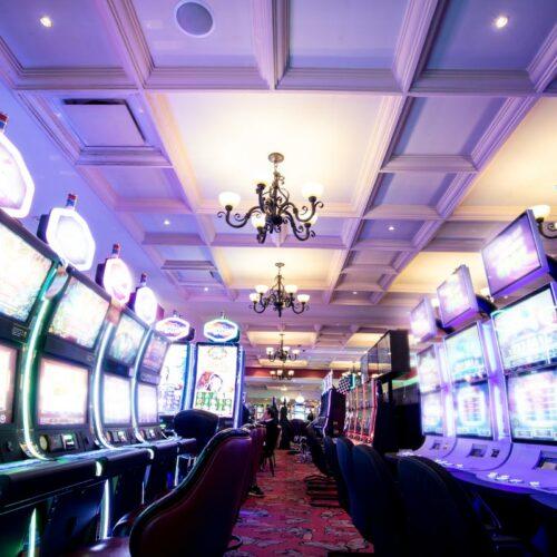 Maquinitas en Casino Winland CDMX San Jerónimo