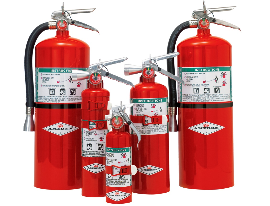 Regional Fire - Fire Extinguisher Inspection