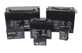 Exit/Emergency Light Batteries