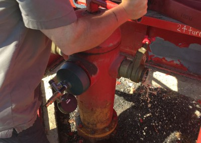 Regional FIre Services Inc - Fire Hydrant Testing 2
