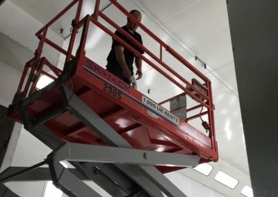 Regional Fire Services Inc - Panterra Helicopter Spray Booth System 1