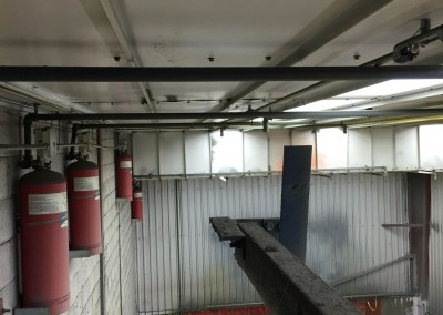 Regional Fire Services Inc - Walker Quarries Paint Booth System 5