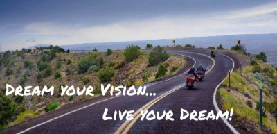 Dream your vision, Live your Dream