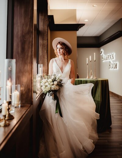 The Shamrock Room | Styled Shoot