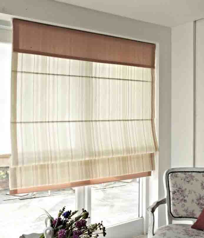 wood window SHADES living room 2 cropped - Home
