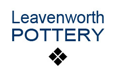 Leavenworth Pottery by Terry Porlier