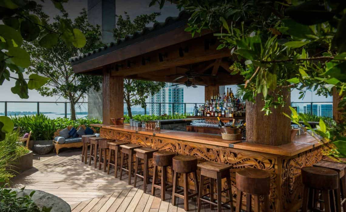 Best Rooftop Bars in Brickell & Downtown Miami