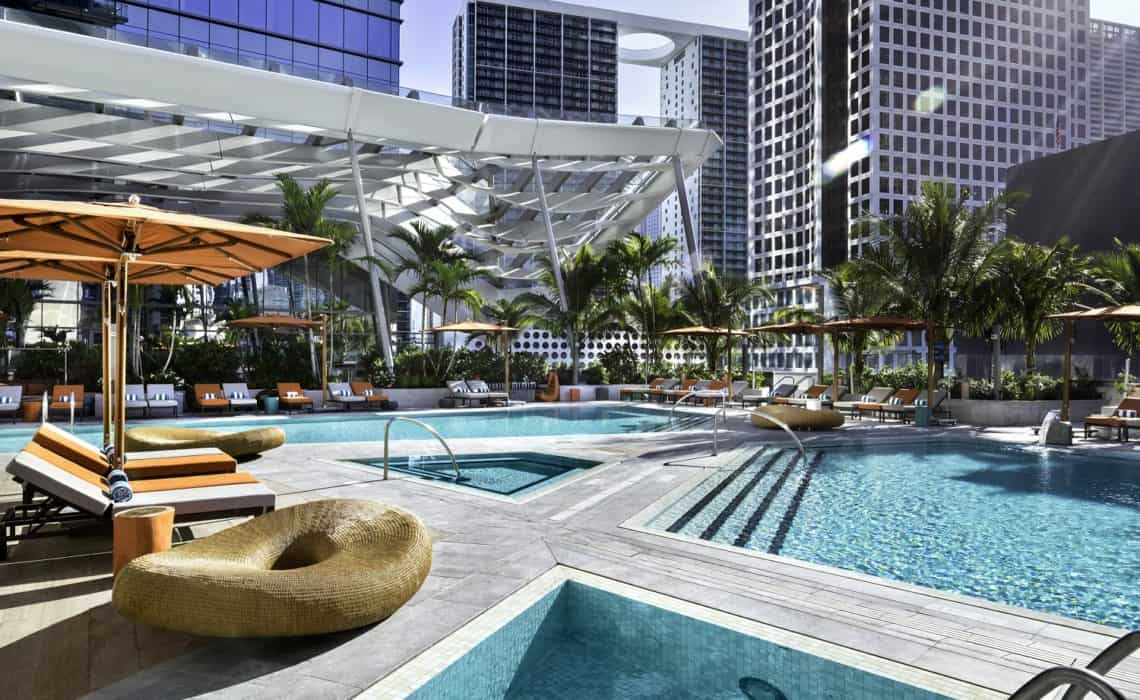 Best Hotels in Brickell