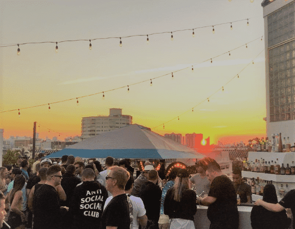 2019 Miami Music Week - The Cape