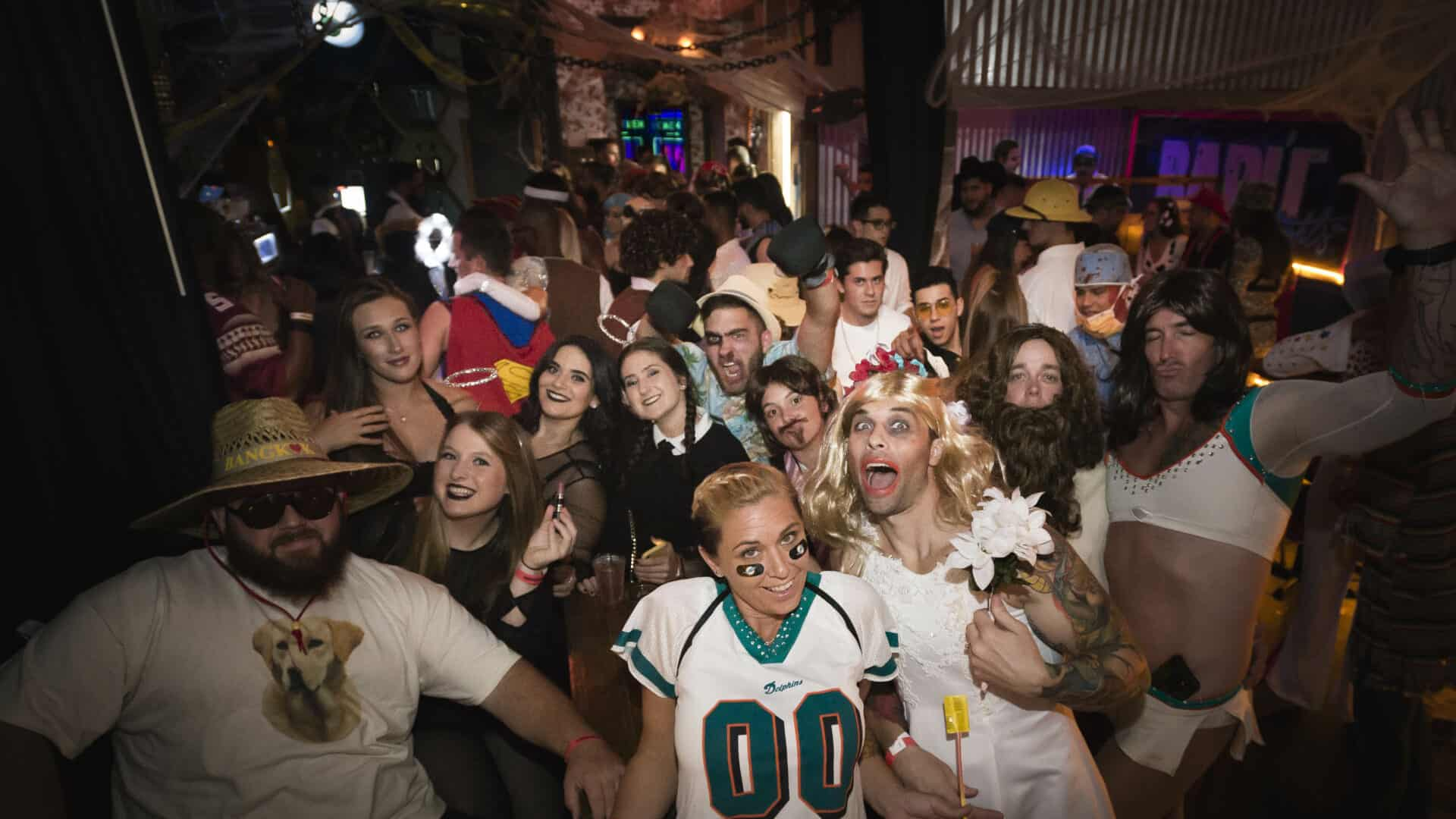 Halloween October 31st 2020 Miami Bar Crawl 10 Best Halloween Events in Brickell and Downtown Miami (October