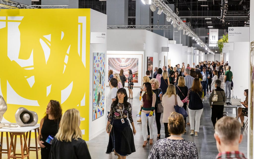 Art Basel & Miami Art Week – Top 10 Events