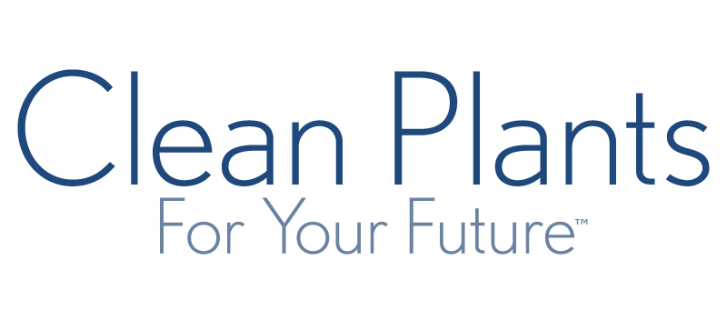 Clean Plants For Your Future Tagline