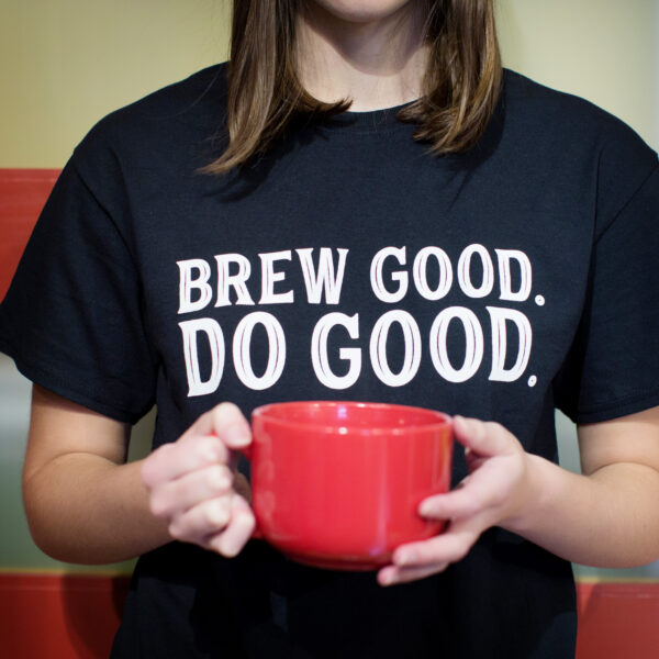 Brew Good. Do Good.