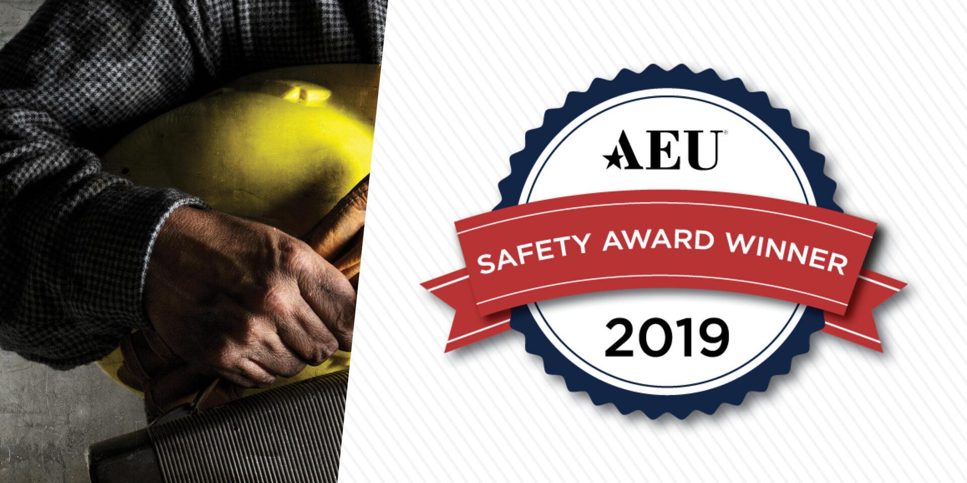 7. Template - Safety Award Winner Social Image