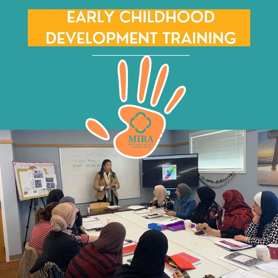 Early Childhood Dev Training