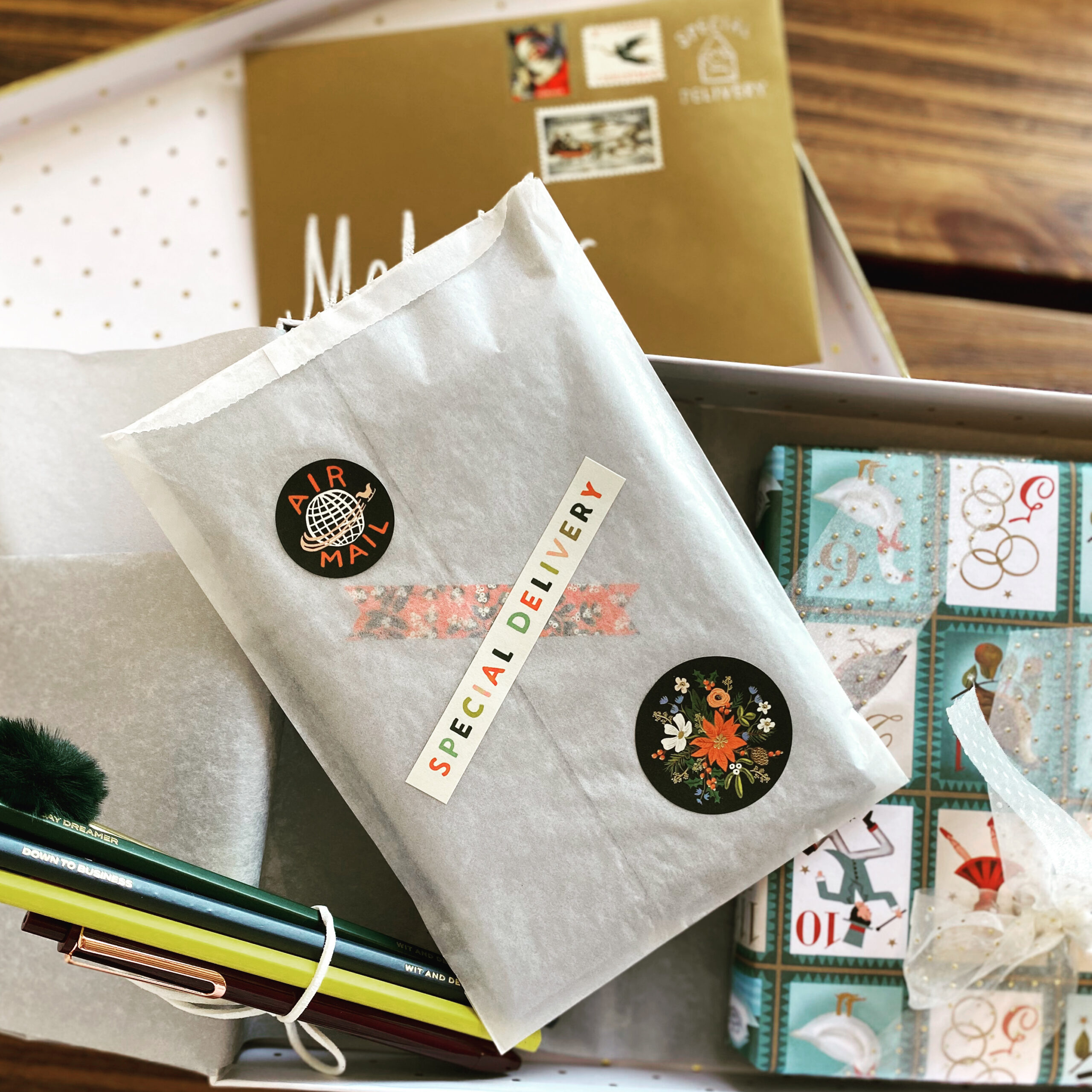 Gift Wrapping – Make it Special.