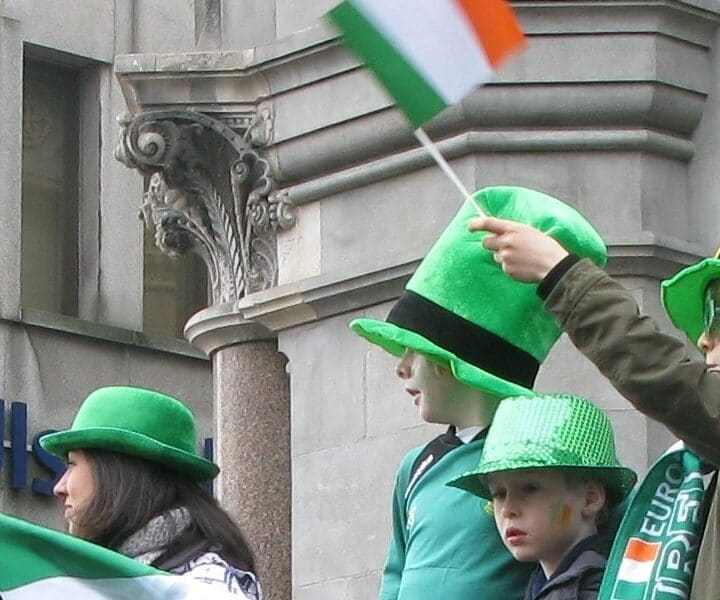 Why do we continue to confuse Identity & Irishness?