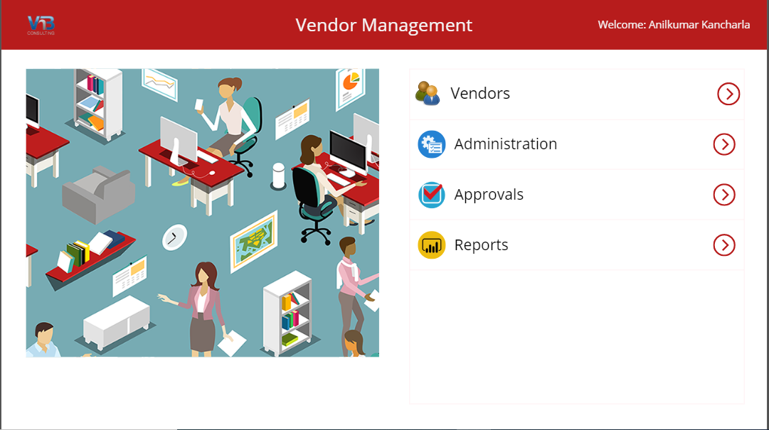 vendor management power apps 6