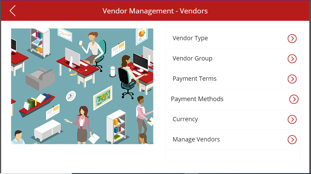 vendor management power apps 2