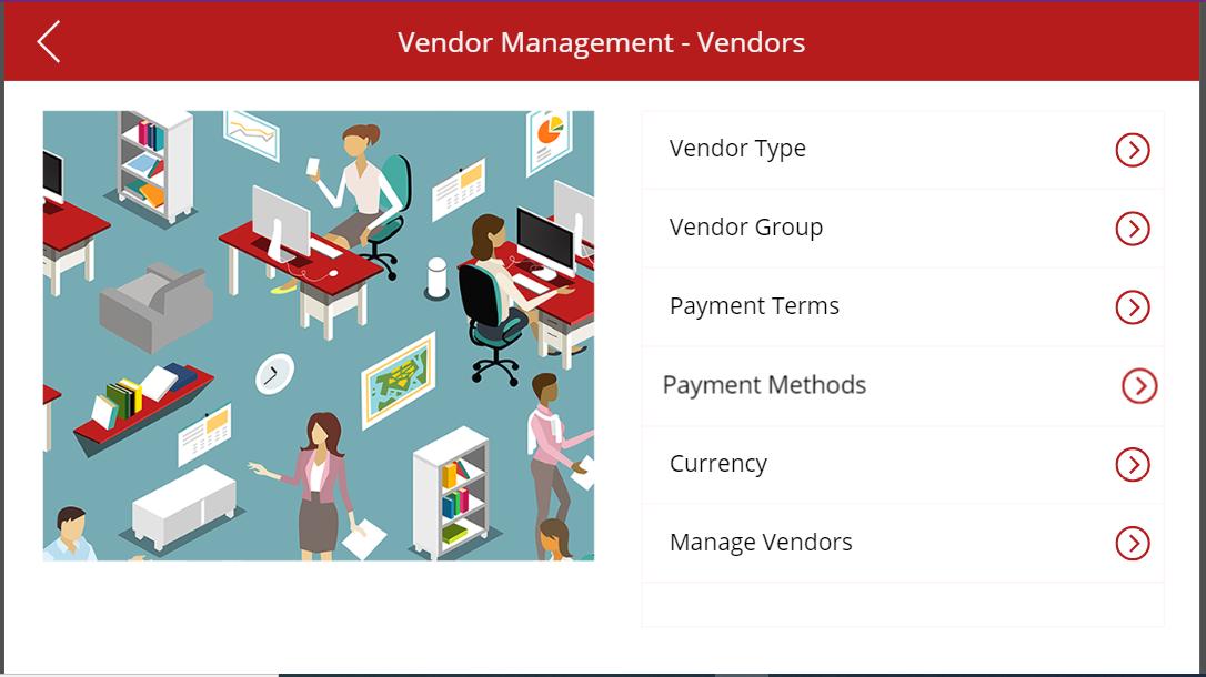 vendor management power apps 2