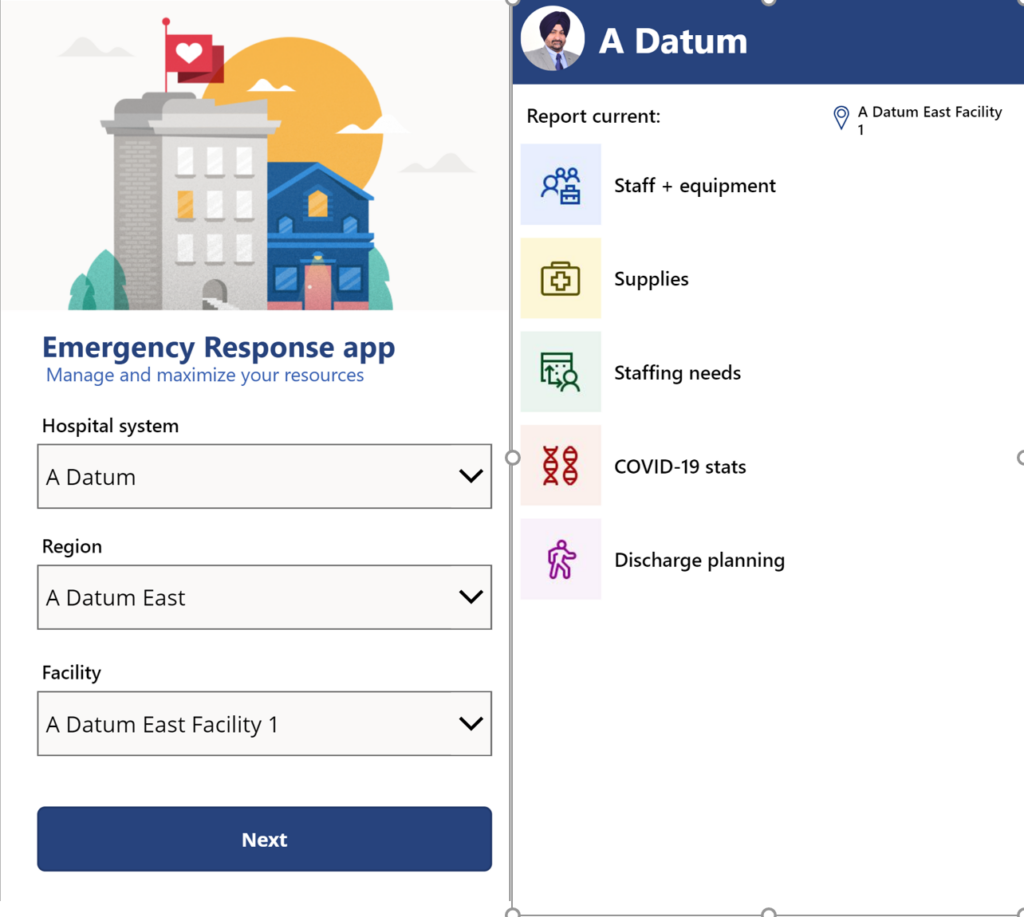 VNB Consulting Emergency Response App Mobile