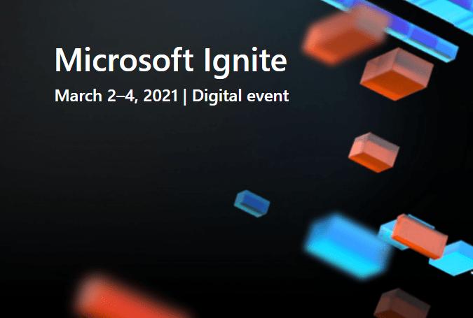 VNB-MsIgnite-conference