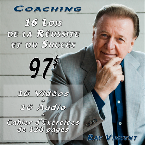 coaching formation 16 lois reussite succes ray vincent