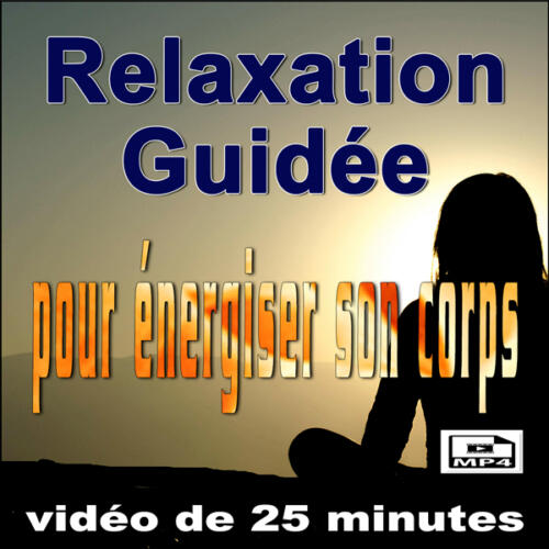 video textuelle relaxation guidee corps