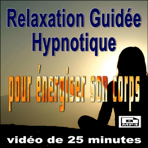 video textuelle hypnotique relaxation guidee corps